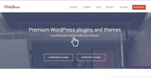 MotoPress WordPress Plugins and Themes.