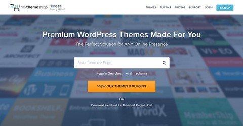 MyThemeShop WordPress Themes and Plugins