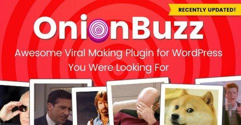 OnionBuzz WordPress Plugin