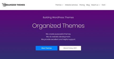 Organized Themes WordPress Themes