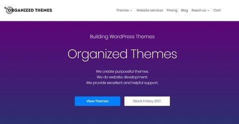 Organized Themes WordPress Themes