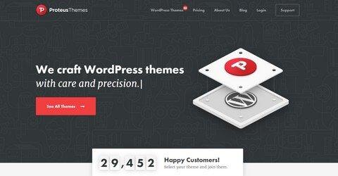 ProteusThemes WordPress Themes