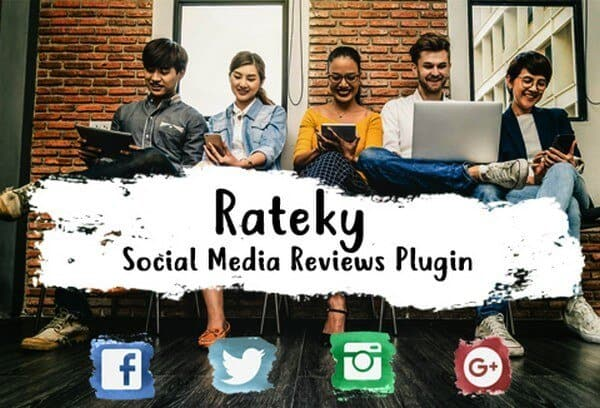 Social Media Reviews Plugin - The plugin comes with Zapier integration that lets you connect to over 750 automation apps.