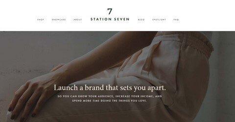 Station Seven WordPress Themes