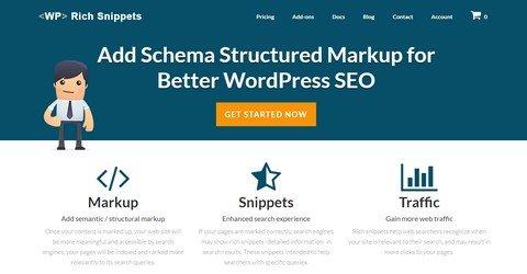 WPRichSnippets WordPress Plugin.