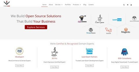 WisdmLabs WordPress Themes and Plugins.