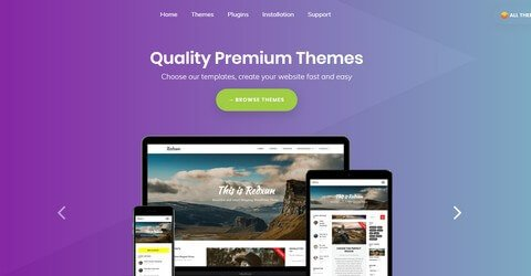 WowThemes WordPress Themes