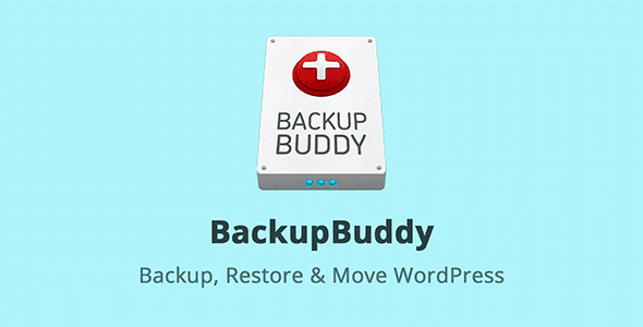 In order to have a solid WordPress backup solution, you must opt for BackUpBuddy.