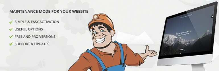 Maintenance free version on the WordPress Plugin repository.