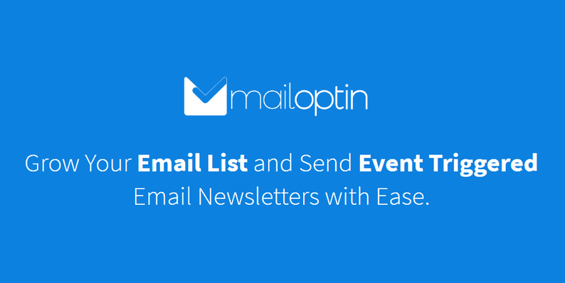 MailOptin WordPress Email Opt-in & Automated Newsletter Plugin