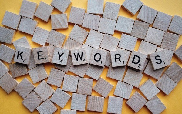 Before diving into the advanced analytics, you must begin with the Keywords.