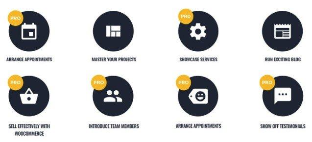 Game Development Studio WordPress Theme - Enjoyable and Effective UI