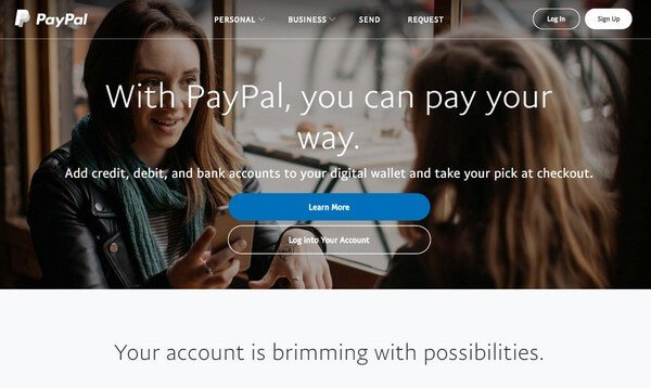 Woocommerce Online Store - Receive Payments Through PayPal.