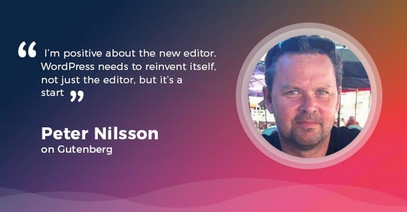 Peter Nilsson on WPNewsify, WordPress Security, and Gutenberg!