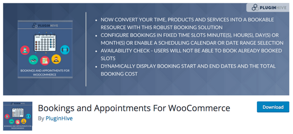 10 Best Free WooCommerce Bookings and Appointments Plugins