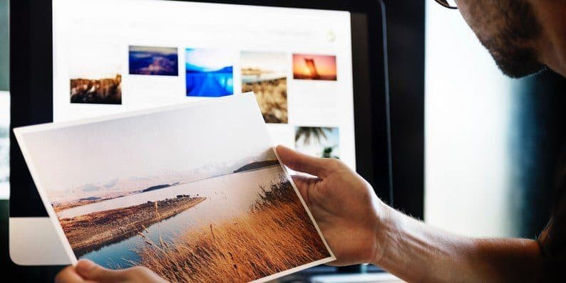 How to use an image gallery in WordPress.