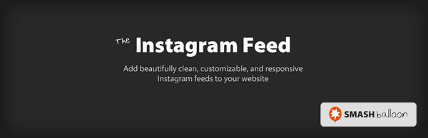 With Instagram Feed you can increase the social engagement between you and your Instagram followers.