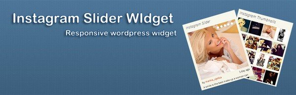 Instagram Slider Widget is another great free and easy-to-use WordPress plugin.