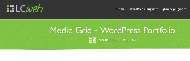 With Media Grid you can create your responsive gallery with images, sliders, audio and more.