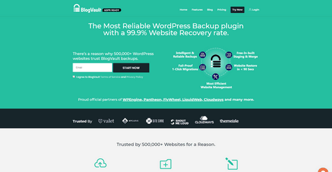 BlogVault - WordPress backup, & security solution.