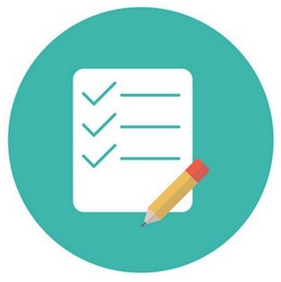 You can use checklists and an editorial calendars.
