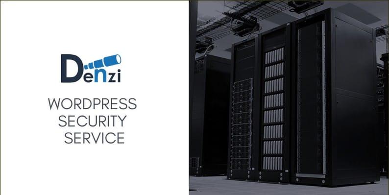 Denzi WordPress Security Service