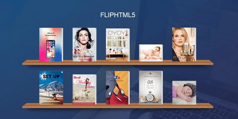 Create Stunning Digital Publications with FlipHTML5