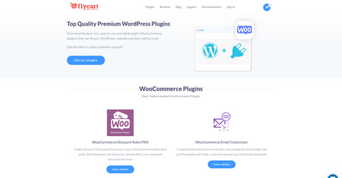 Flycart WordPress Plugin