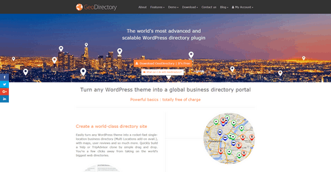 GeoDirectory WordPress Plugins.