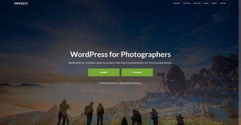 Imagely WordPress Plugin