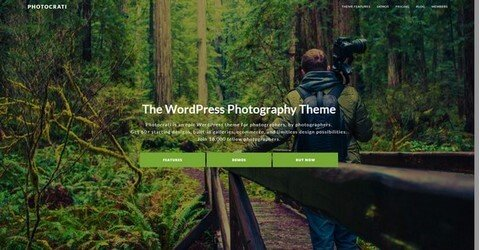 Photocrati Pro WordPress Theme