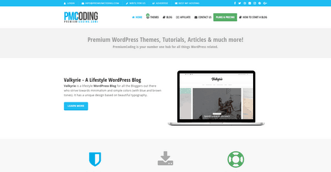 Premiumcoding WordPress Themes