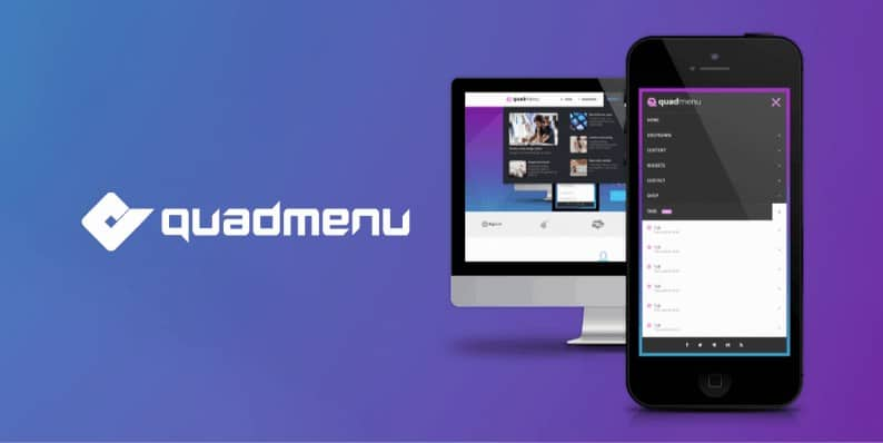 QuadMenu WordPress Plugin
