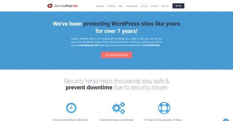 Security Ninja PRO WordPress Plugin