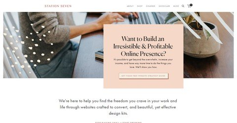 Station Seven WordPress Themes
