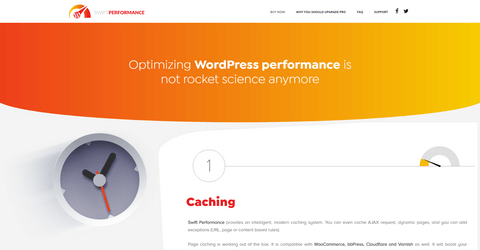 Swift Performance WordPress Plugin