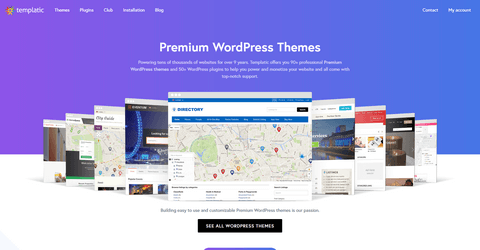 Templatic WordPress Themes