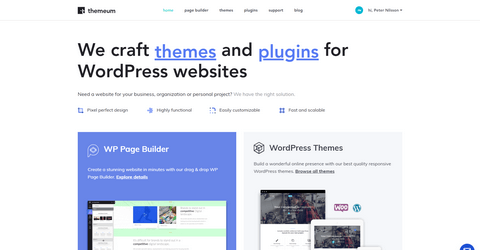 Themeum WordPress Themes and Plugins.
