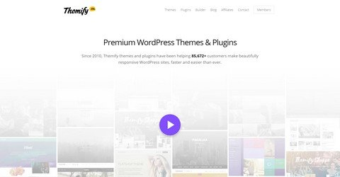 Themify WordPress Themes and Plugins