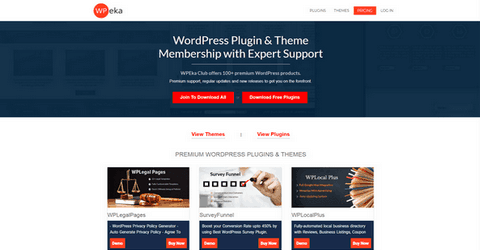 WPEka WordPress Plugins