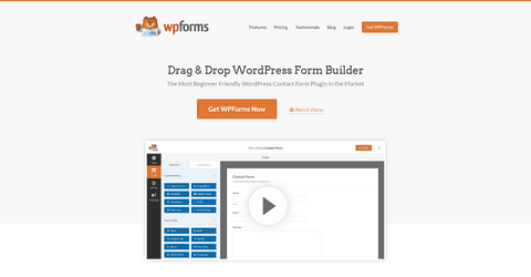 WPForms WordPress Plugins