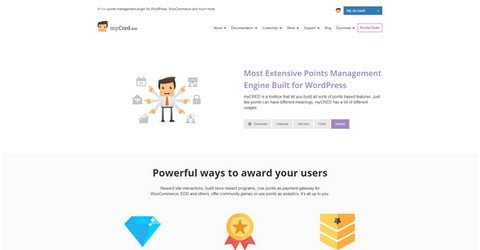myCred WordPress Plugins