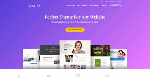 Astra: The Next Generation WordPress Theme