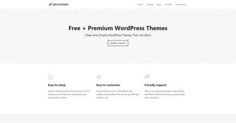Greta Themes WordPress Themes