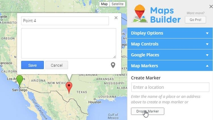 Maps Builder is one of the best Google Maps plugins out there.
