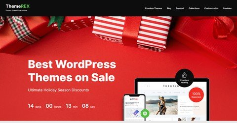 ThemeRex WordPress Themes
