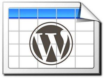 TablePress is a free WordPress table plugin.