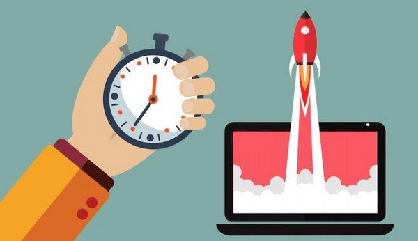 You must focus on improving the overall speed of your website.