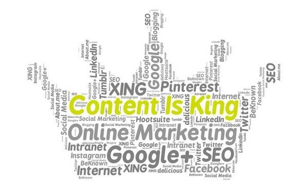 Content will always be the center of attraction for your marketing.