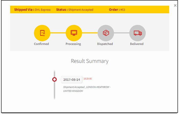 WooCommerce Shipping Experience - With the ELEX DHL Shipping you can integrate shipping services of DHL Express, Paket and eCommerce.